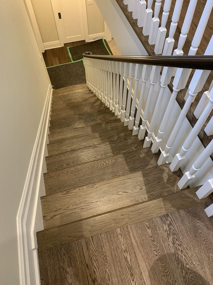 Floor Installation Stair Service In